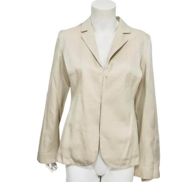 KENNETH COLE   New York Women's Silk Blazer 10